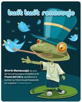 Twit Twit Renacuajo by Saibel