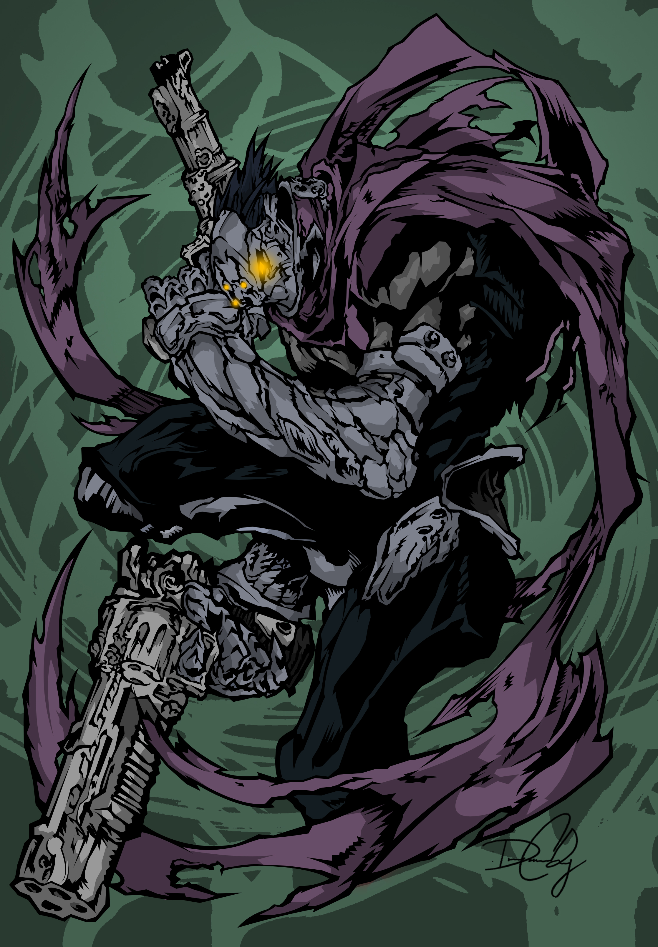Strife of Darksiders by DCGray on DeviantArt