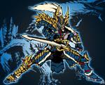 Zinogre/Jinouga Armor