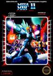 Mega Man 11 Bad Box Art