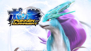 Pokken Tournament - Suicune by le-monde-de-k-rosene