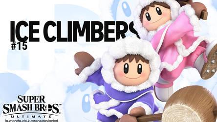 Super Smash Bros. Ultimate - Ice Climbers by le-monde-de-k-rosene