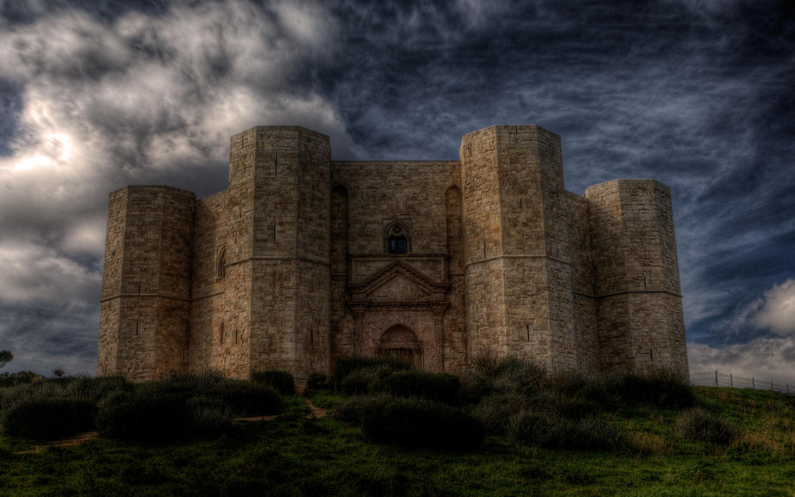 Castel del monte by ilnanny