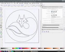 new fox icon..in progress