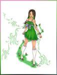 +.The Green Girl.+