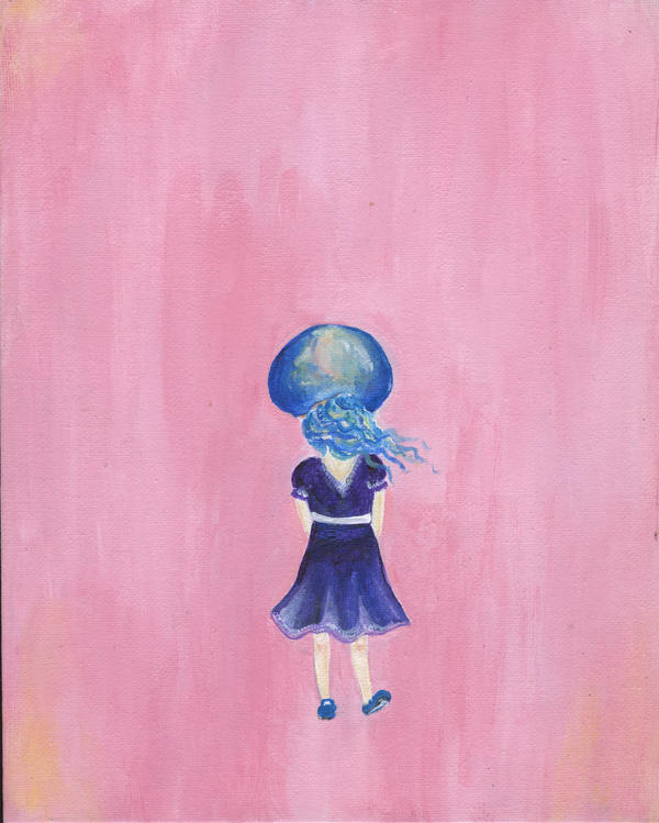 jellyfish girl 3 by MagpieCatso