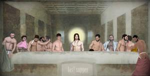 Last Supper by Kross18