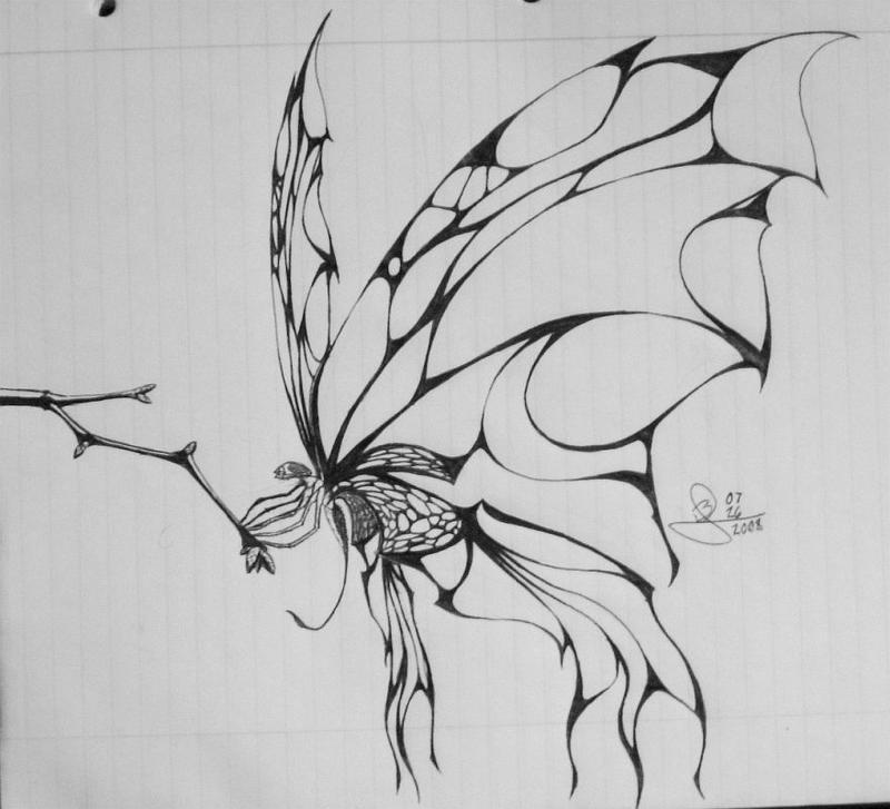 evil butterfly complete by spartanb292 on deviantart. Black Bedroom Furniture Sets. Home Design Ideas