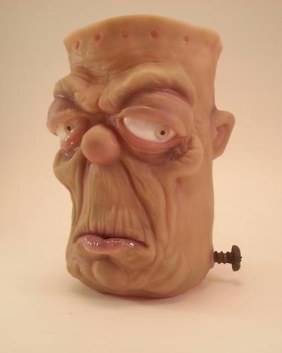 Frankensteins monster by StudioJsculpts