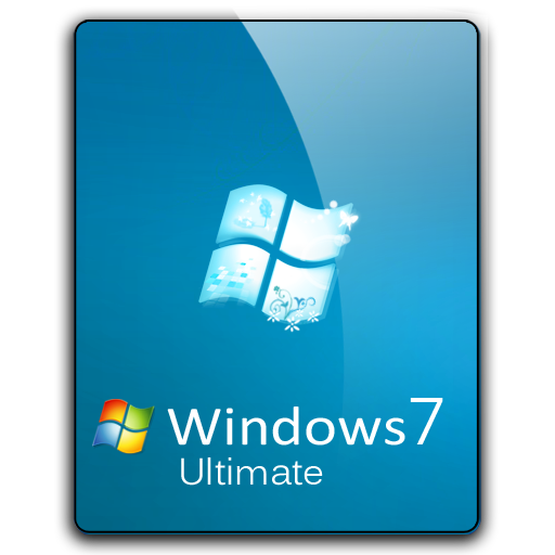 WINDOWS 7 Ultimate DOCK ICON by excurse on DeviantArt