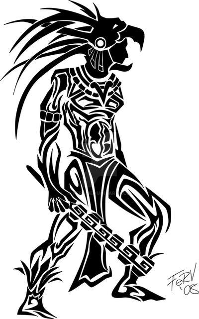 Caballero Aguila By Ferv On Deviantart