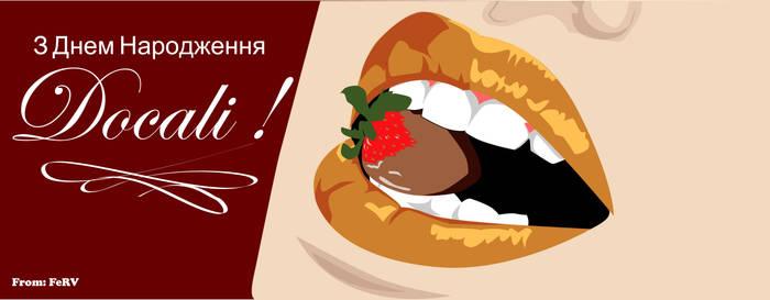 Chocolates for Docali