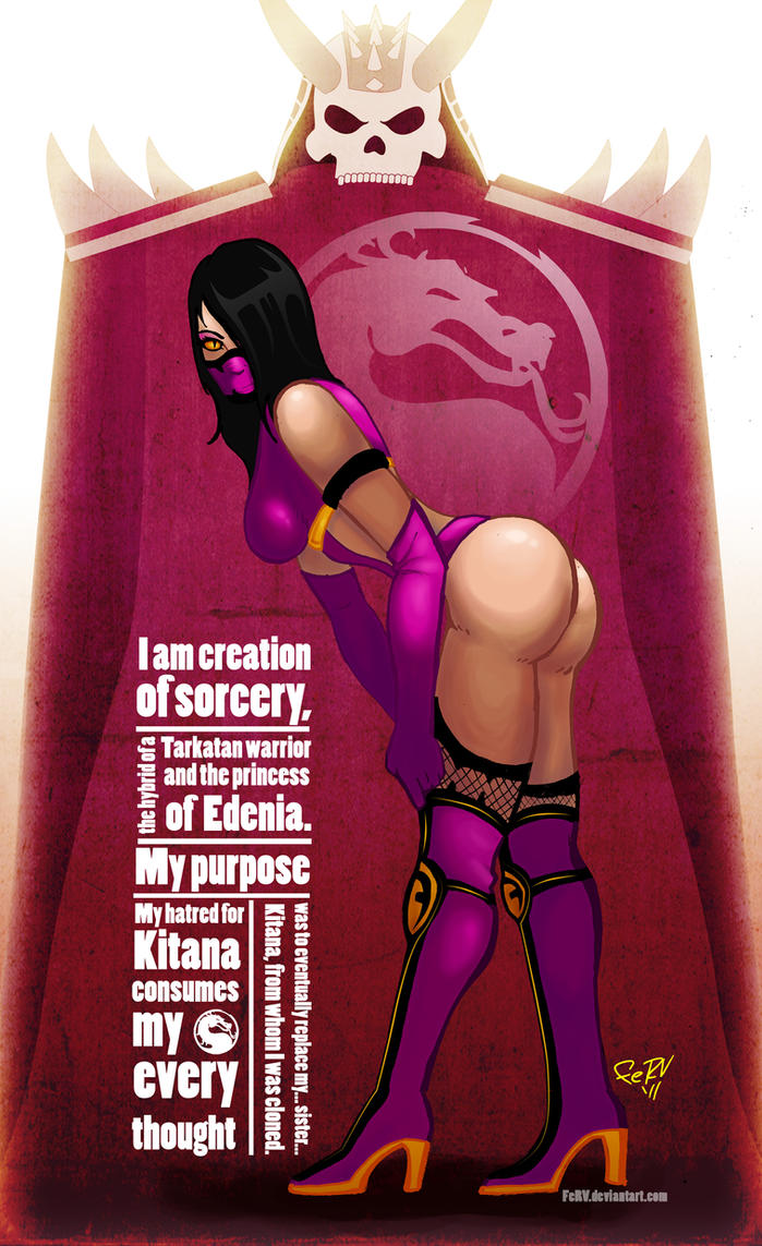 Mileena by FeRV