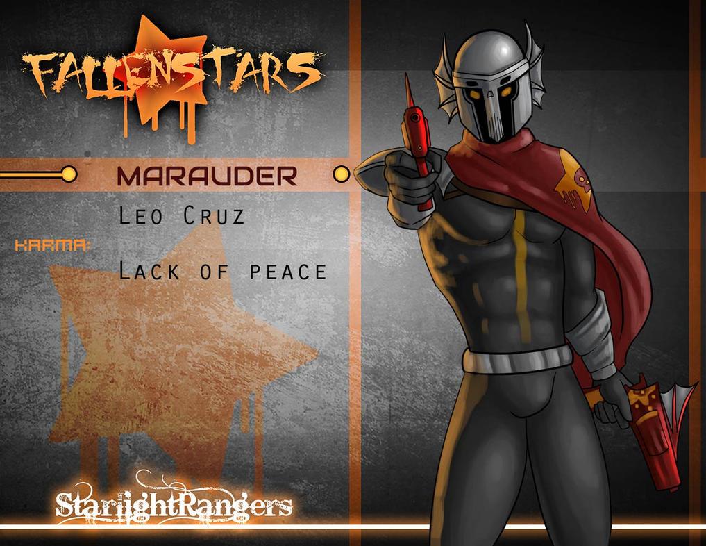 The Fallen Star Marauder by FeRV