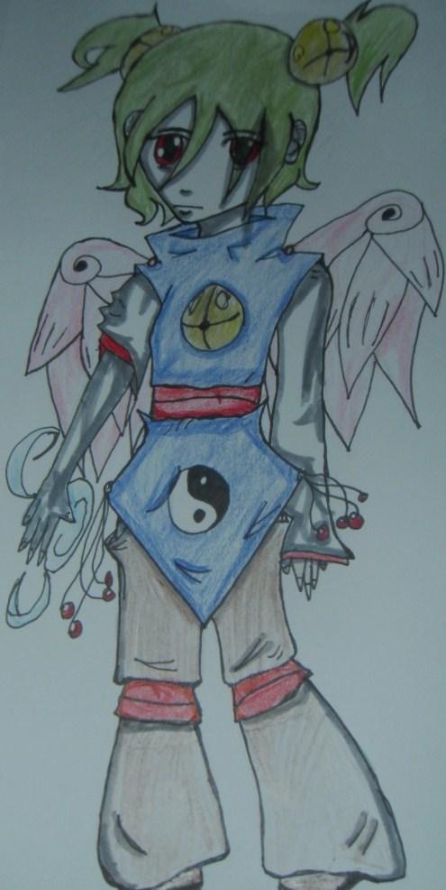 OC contest entry by pokeygirl