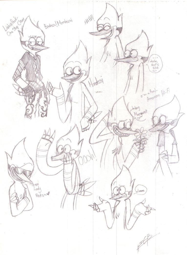 Mordo Sketches by M4DH4ttey266