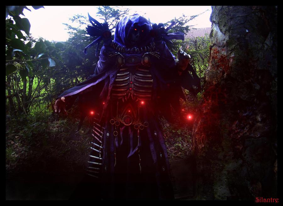 Guild Wars 2 Necromancer by Silantre