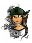 pirata -quick sketch-