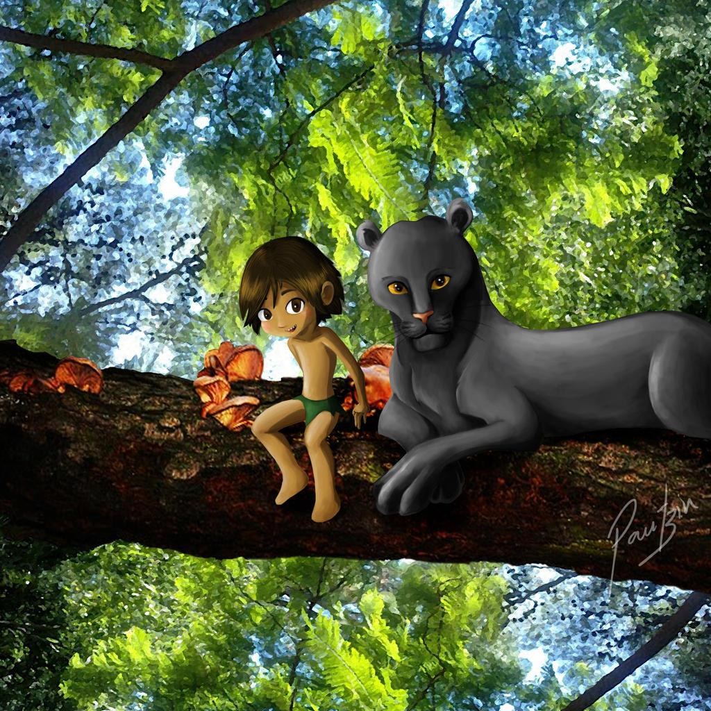 New Jungle boy by Pautzin