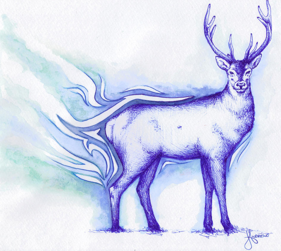 Stag by JessiLou