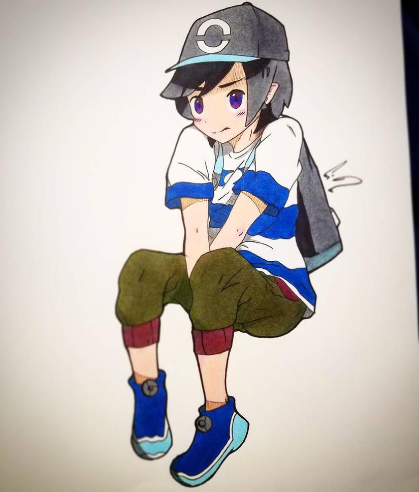Pokemon: Sun by CassidyLeora