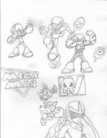 Sketchbook Mondays 010107 by Torrential-E
