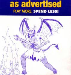 Sketchbook Mondays 021107 by Torrential-E
