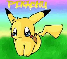 Pikachu by KuraiKon