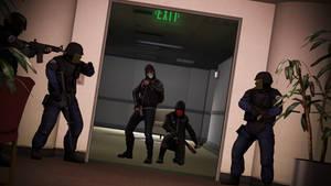 Office Raid