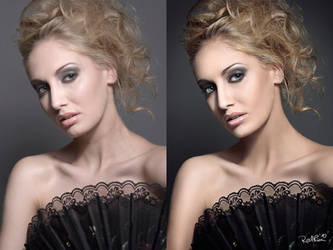 Beauty Retouch Helene by Creative-Underground