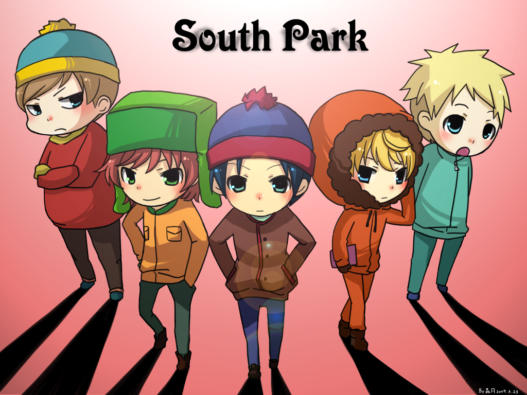 South Park 5 by bji4z06kimocom