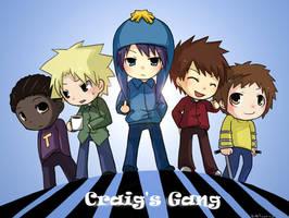 Craig's Gang 5 by bji4z06kimocom