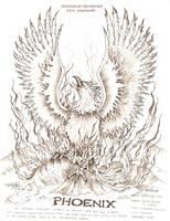 phoenix by artstain