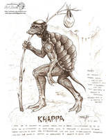 Kappa by artstain