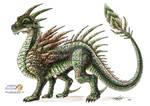OC- Earth Dragon