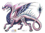 OC- Ice Dragon