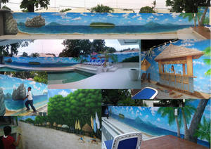 Artstain Whereabouts 4 - Mural Painting