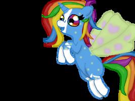 Beauty of the Flutterpony by Shiningbrightpony