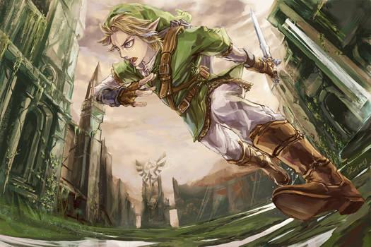 LoZ:Link