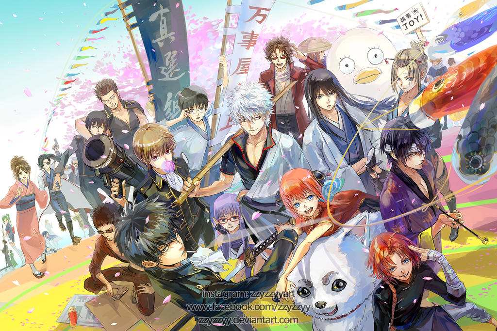 Gintama_May by zzyzzyy