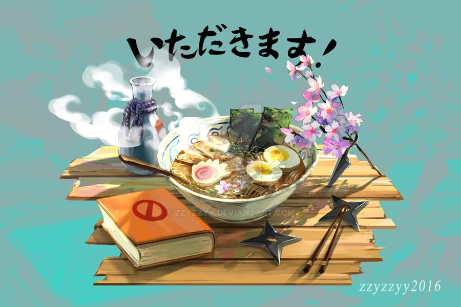 Itadakimasu by zzyzzyy