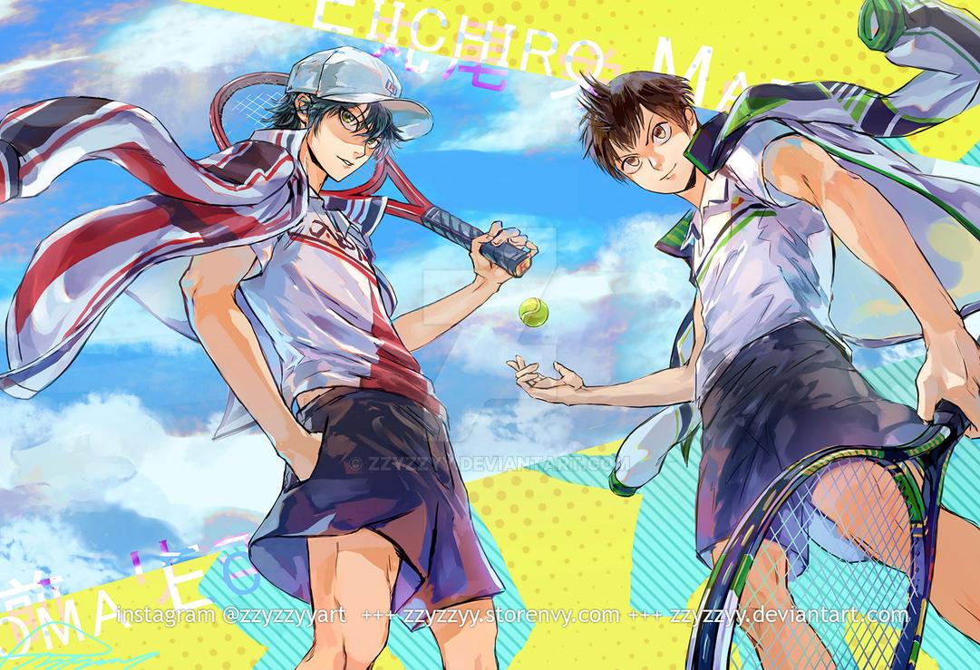 Tennis crossover by zzyzzyy