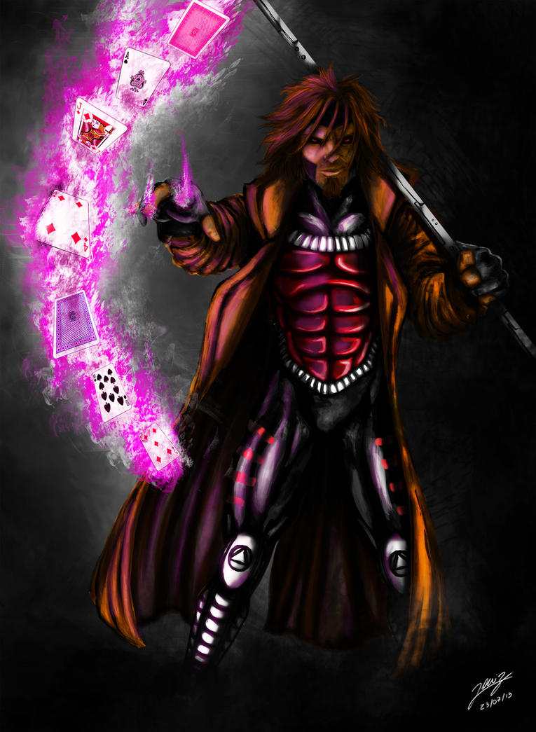 Gambit by LouizBrito