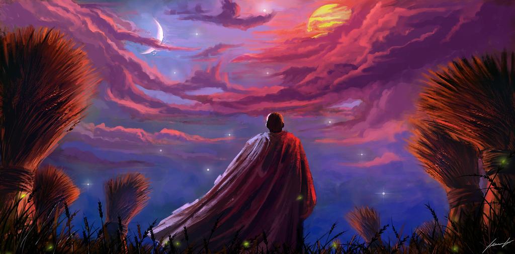 Josephs Dream by LouizBrito