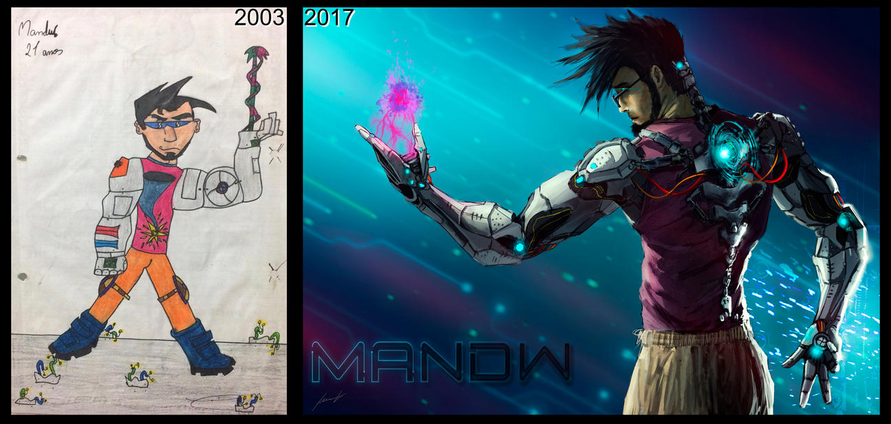14 years later.... by LouizBrito