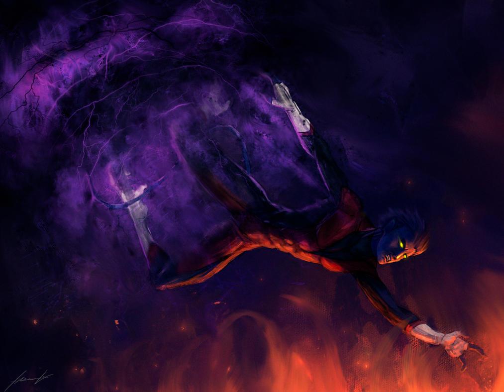 Nightcrawler by LouizBrito