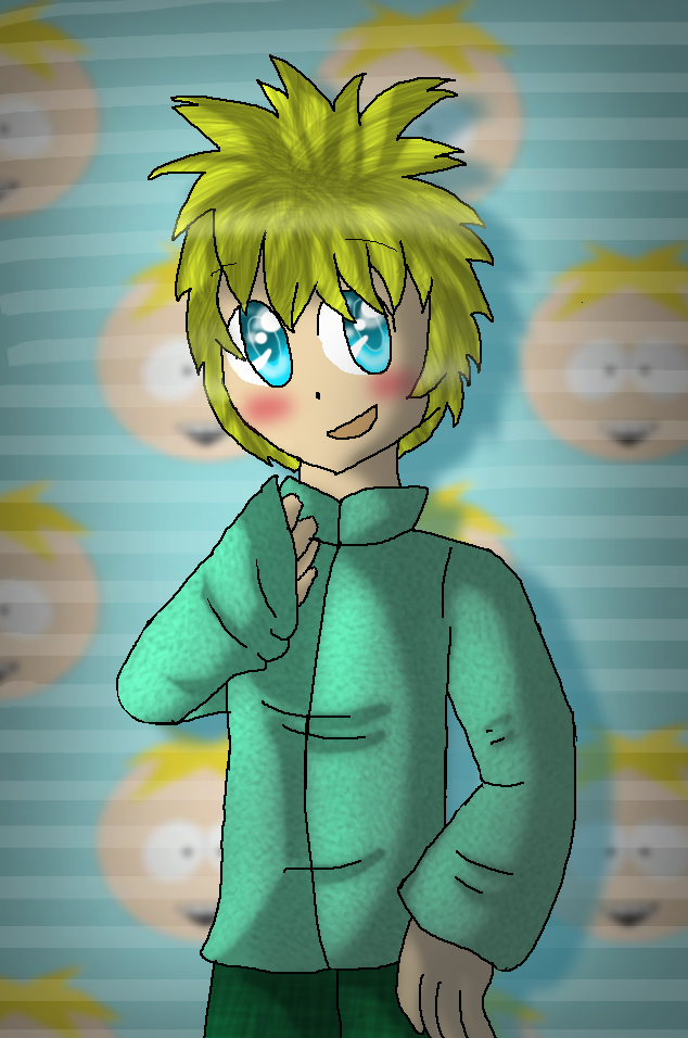 South park butters by ktchelle on deviantart - South park wallpaper butters ...