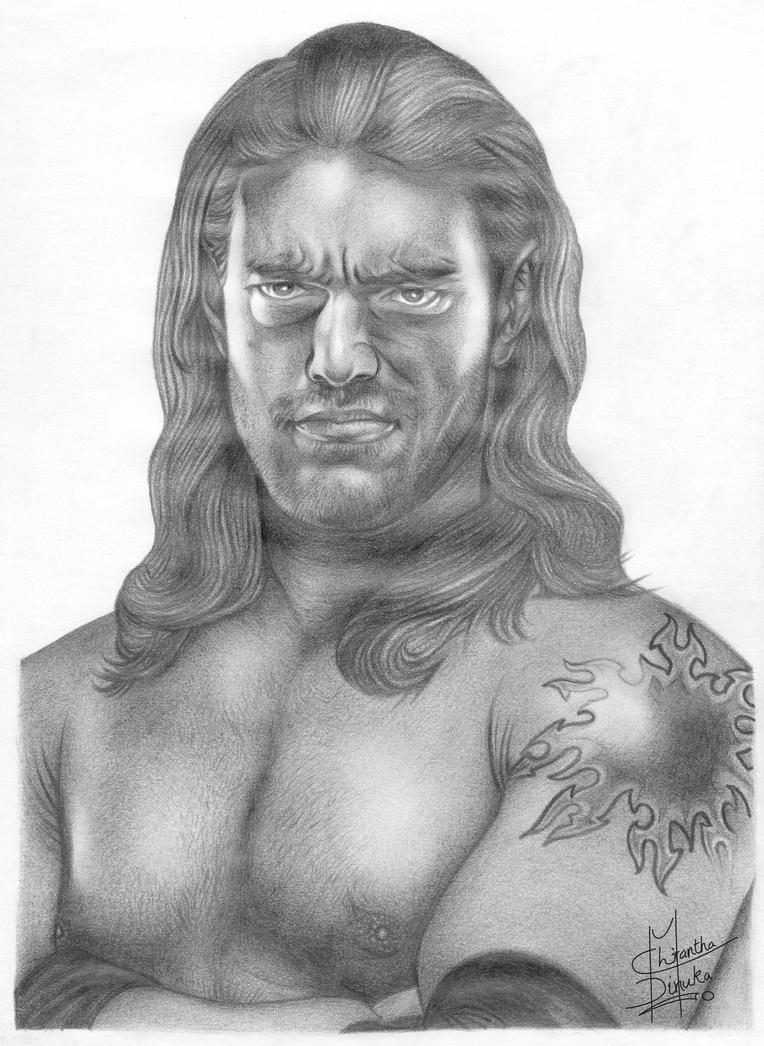 Uncategorized Wwe Drawing Pictures wwe edge pencil drawing by chirantha on deviantart chirantha