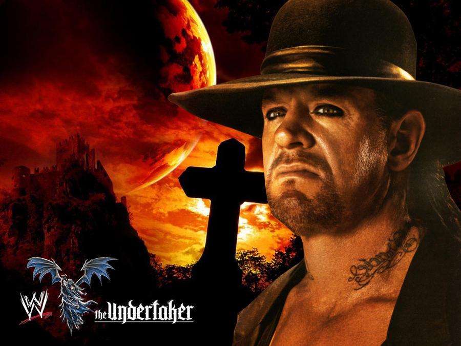 The Undertaker wallpaper by ChiranthaUndertaker Wallpaper 2012