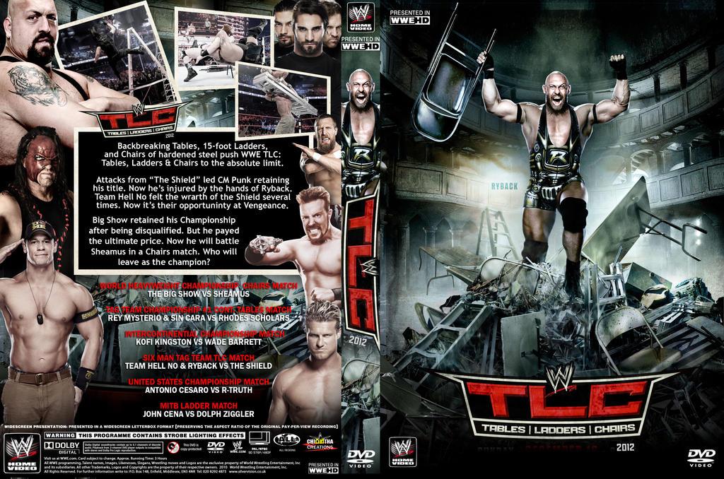 Image result for tlc 2012 poster